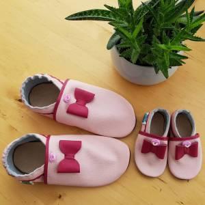 pantofle damskie kapcie dla dzieci do przedszkola, niechodki do nauki chodzenia