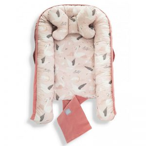 kokony dla niemowlaków prezent na babyshower wyprawka gniazdko
