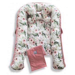 prezent na babyshower kokony dla niemowlaków wyprawka gniazdko