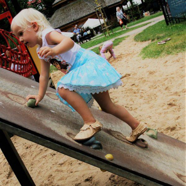 pierwsze buty dla dziecka miękkie wygodne