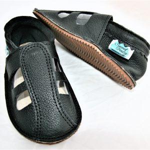 miękkie barefoot sandały dla dzieci, sandałki skórzane, kapcie dla dzieci do przedszkola