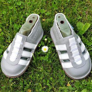 przewiewne buciki letnie,butki letnie,butki skórzane,