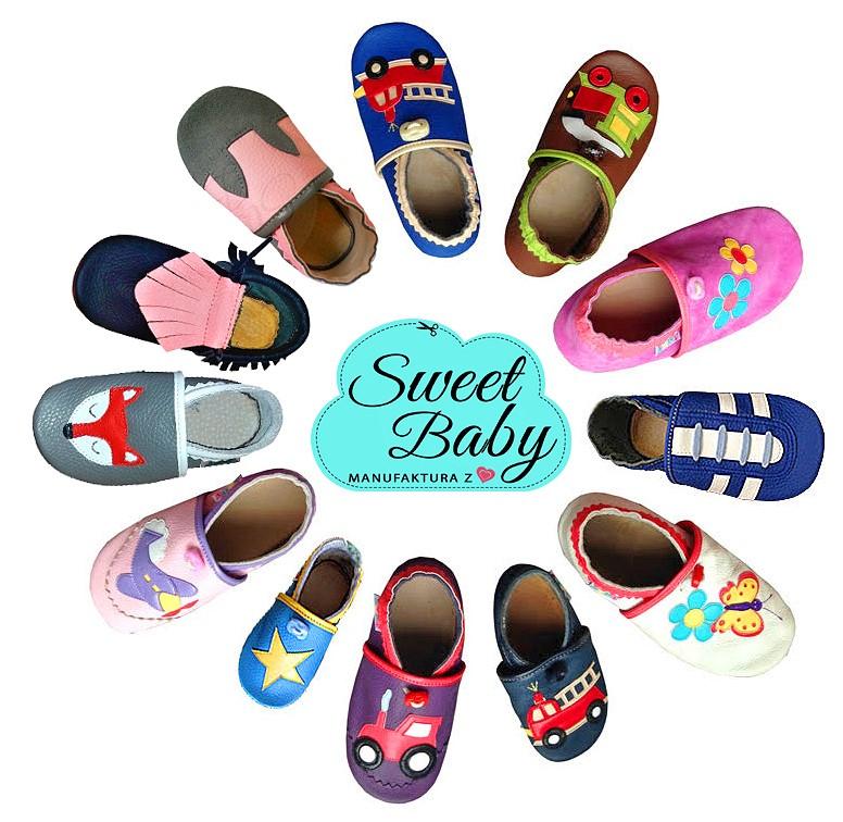 ❤ Kapcie dla dzieci - sandałki dziecięce - mokasynki skórzane-paputki