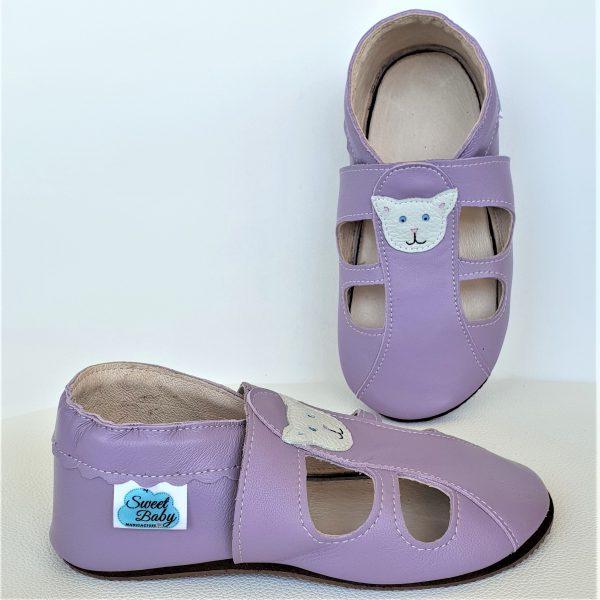 butki letnie dla dziewczynki sandałki dzieicęce