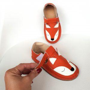 kapcie do przedszkola na rzepy, miękkie buty dziecięce